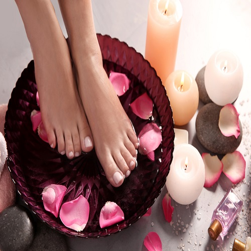 100% NATURAL PRODUCT PEDICURE